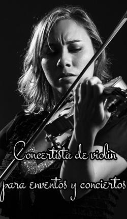 violinista en malaga